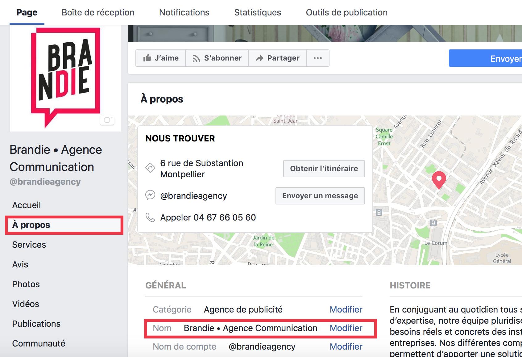 10 Tips Pour Creer Et Optimiser Une Page Facebook Professionnelle